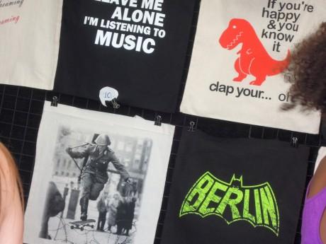 Berlin T-shirts