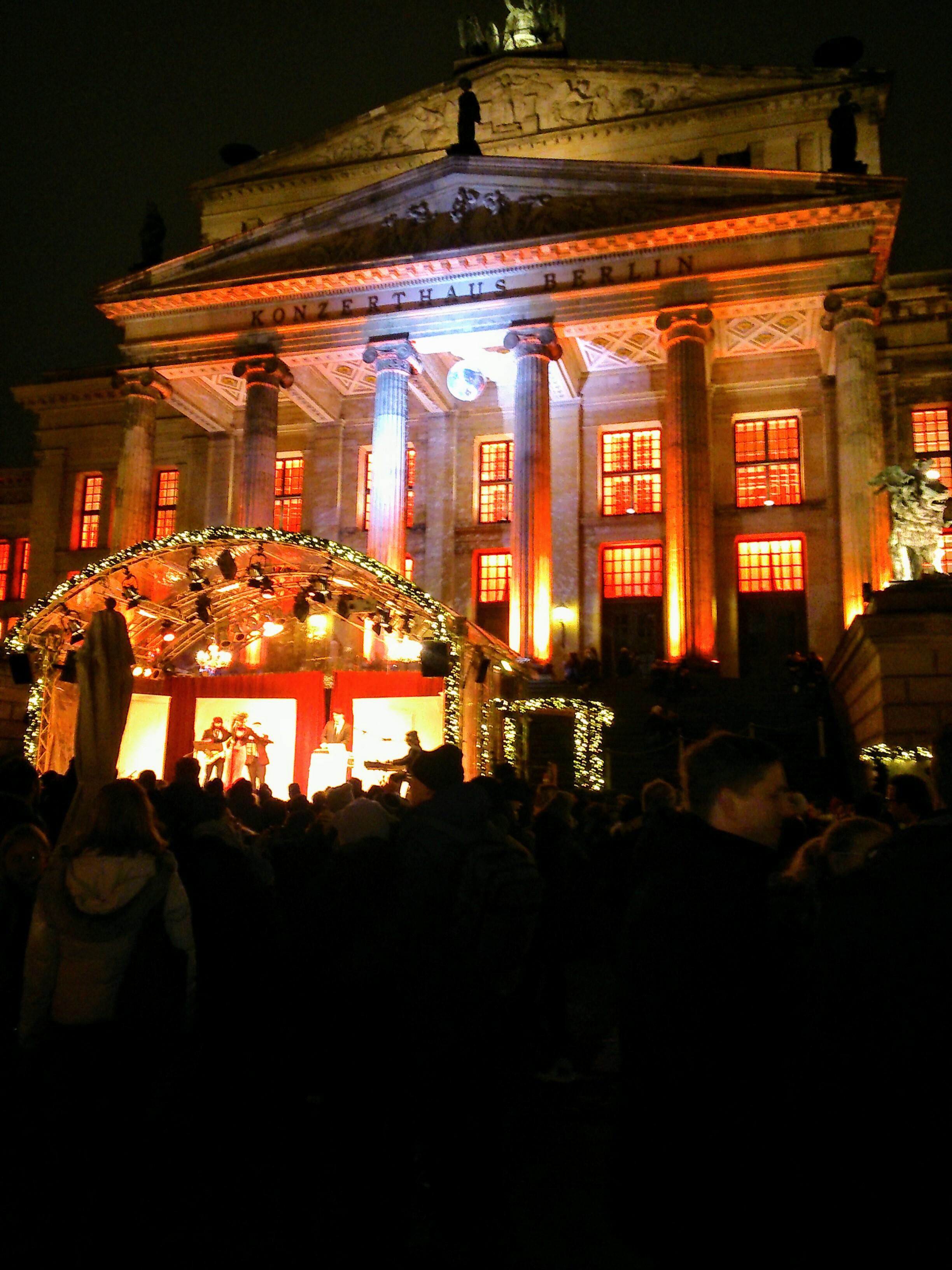 Konzerthaus at Gendarmenmarkt